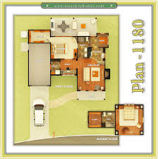 Floor Plans Tiny Homes by Plan 1180