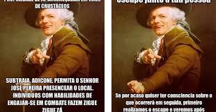 Delacroix Meme - entenda o meme joseph ducreux artigos techtudo