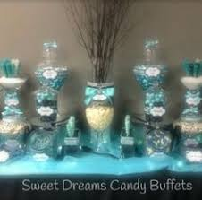 Tiffany Blue Candy Buffet by Frozen Theme Candy Buffet Desert Table At The Ice Rink Frozen