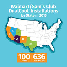 Walmart Map Walmart Integrated Comfort Inc