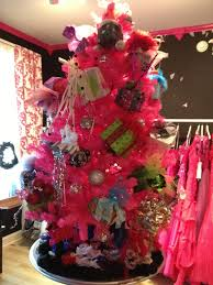 pink slip dress boutique we love our christmas decorations