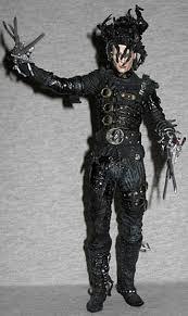 Edward Scissorhands Costume Oafe Mm3 Edward Scissorhands Review
