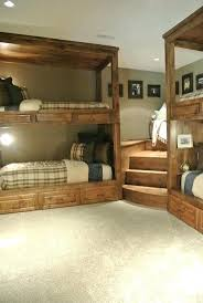 Bunk Beds For 4 Remarkable 4 Person Bunk Bed Photos Best Ideas Exterior Oneconf Us