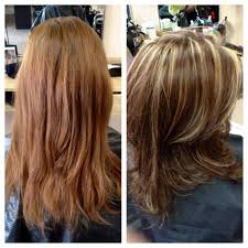 short red hair with blonde highlights hairstyle foк women u0026 man