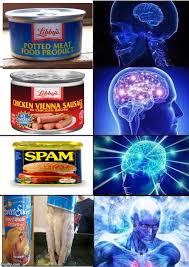 Mind Meme - brain mind expanding imgflip