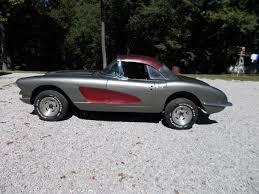 corvette project cars 1958 chevrolet corvette project car for sale photos technical