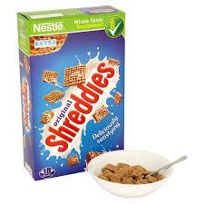 cuisine 750g nestle shreddies cereal 750g