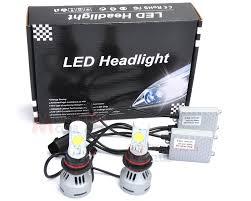 Led Light Bulbs Ebay by New 72w 6400lm Car Led Headlight Kit 9004 9007 H L Cree Conversion