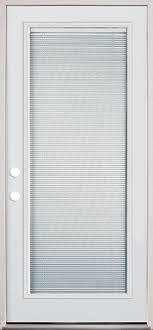 32 Exterior Doors Or 36 Mini Blind Metal Prehung Exterior Door