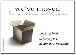 we moved cards we moved postcards km creative mes specialist