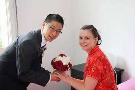 mariage mixte cérémonie de mariage chinoise traditionnelle mademoiselle dentelle