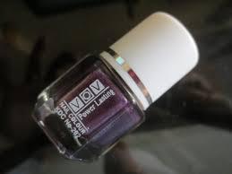 vov power lasting nail polish review
