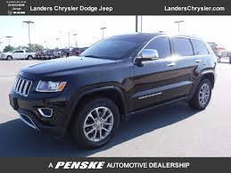 2014 blue jeep grand cherokee 2014 used jeep grand cherokee limited leather u0026 backup camera at