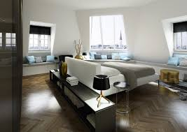 fascinating one bedroom apartment design in brilliant layout