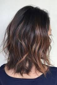 long brown hairstyles with parshall highlight image result for partial balayage on black hair hair styles