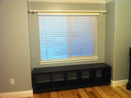 design dump ikea bookcase window seat