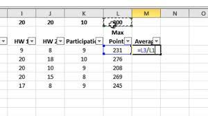 Grade Book Template Excel Excel Gradebook For Who Grades By Points