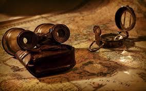 Map Compass Download Wallpaper 3840x2400 Map Compass Binoculars Ultra Hd 4k