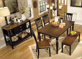 amazon com ashley furniture signature design owingsville dining