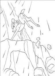 bambi colouring pages coloring pages