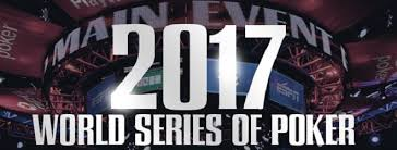 2017 world series of poker final table the 2017 world series of poker main event final table set