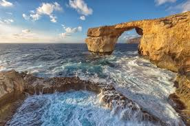 Azure Window Collapses Geology And Geomorphology Dwejra Info