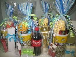 Movie Themed Gift Basket 101 Mishloach Manot Ideas