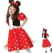 Cute Minnie Mouse Halloween Costume Cheap Halloween Costume Girls Halloween Costume Girls Deals