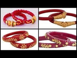 shakha pola bangles bengali gold shakha pola bangle designs part2
