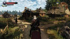 wild hunt witcher 3 werewolf the witcher 3 wild hunt more gameplay screenshots show bar brawl