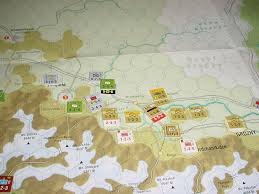 Caucasus Mountains On World Map by The Caucasus Campaign U2013 Boardgame Review Armchair General