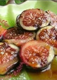cuisine plancha figues rôties sur plancha à l huile d olive au miel