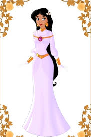 princess jasmine wedding by blackstallion
