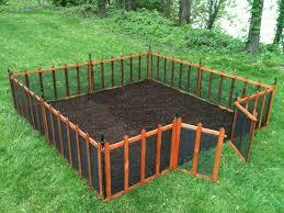 idea fence panels potential temporary fence diy garden fencedog