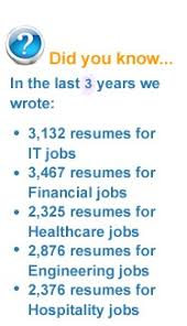 Resumes For It Jobs by Technical Resumes Resume World Inc