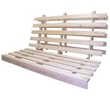 canape convertible bois canape en bois idees canape palettes de bois accueil design et