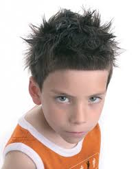 styling spiky hair boy hairstyles short haircut for boys that allows for spiky hair