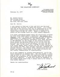 read this clint eastwood u0027s 1977 thank you letter to critic andrew