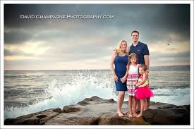 la photographers the pepper family la jolla cove david chagne photography