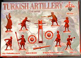 red box models 1 72 17th century turkish artillery figure set ebay