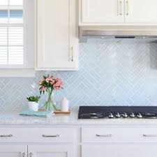 Blog Post At Whose Idea Was It To Buy This House  There Are - Subway tile herringbone backsplash