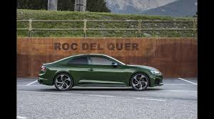 new 2018 audi rs 5 youtube