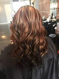 image result for highlights and lowlights brown hair hair