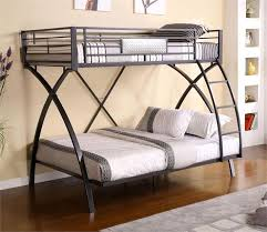 metal bunk beds affordable way to maximize small bedrooms