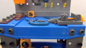 Toddler Tool Benches Tool Tech Workbench From Cp Toys Youtube