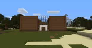 deco chambre minecraft model maison minecraft gascity for