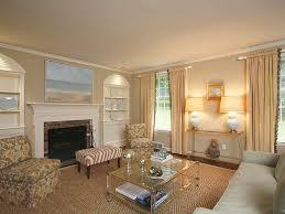 simple elegant living room design with beige walls laredoreads