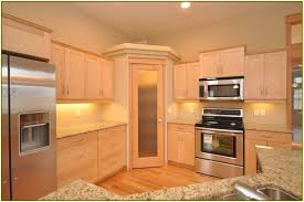 Large Kitchen Cabinet Furniture Corner Pantry Cabinet For Empty Room In The Kitchen