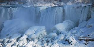15 stunning photos frozen niagara falls 3 nights
