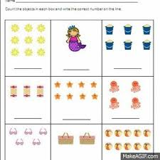 summer counting numbers practice pages 1 20 differentiated